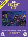 RPG Item: Original Adventures Reincarnated 4: The Lost City