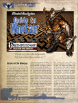 RPG Item: Racial Ecologies: Guide to Minotaur