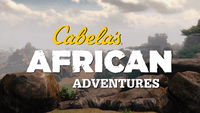 Video Game: Cabela's African Adventures