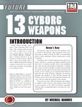 RPG Item: 13 Cyborg Weapons