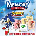 Board Game: Memory Challenge: Sonic the Hedgehog Edition