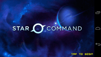 Video Game: Star Command (2013)