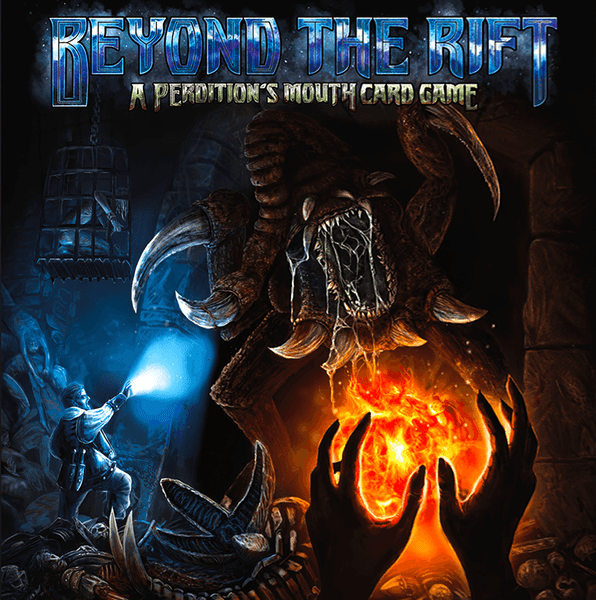 Beyond the Rift: A Perdition's Mouth Card Game
