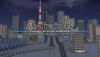 Video Game: A-Train 8