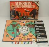 Board Game: Mission Impossible
