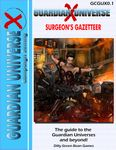 RPG Item: Surgeon's Gazetteer