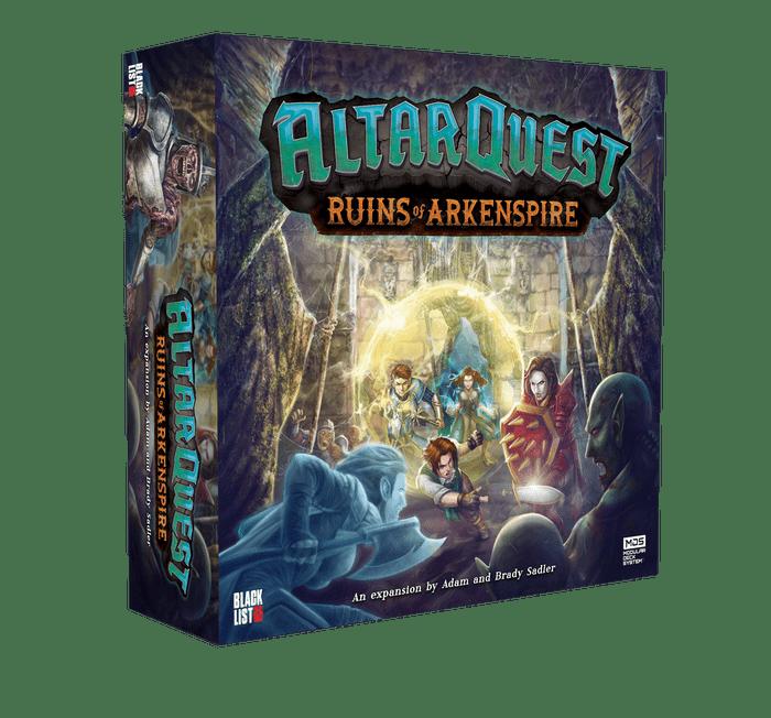 Altar Quest: Ruins of Arkenspire