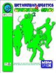 RPG Item: Metahuman Mystics & Supernatural Supers 2