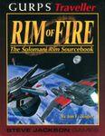 RPG Item: GURPS Traveller: Rim of Fire
