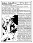 RPG Item: Complete Characters #09: Action Jack Allen (d20)