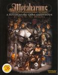RPG Item: The Metabarons Roleplaying Game Guidebook #1: Path of the Warrior