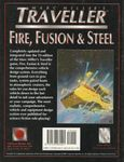 RPG Item: Fire, Fusion & Steel