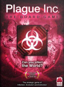 Plague Inc.: The Board Game Cover Artwork