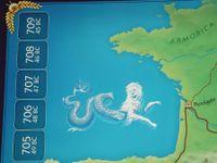 Board detail: Sea Monster