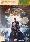 Video Game: Batman: Arkham Asylum
