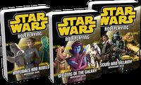 Series: Star Wars Roleplaying Adversary Decks