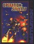 RPG Item: Operation: Stiletto