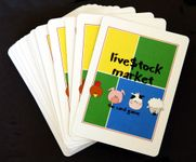 Board Game: Livestock Market: the Card Game