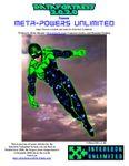RPG Item: Meta-Powers Unlimited