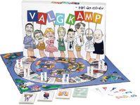 Board Game: Valgkamp