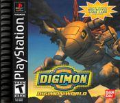 Video Game: Digimon:  Digimon World