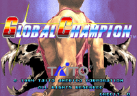 Video Game: Global Champion