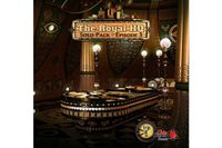 Board Game: Triplock: The Royal HQ Solo Pack