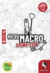 Board Game: MicroMacro: Crime City