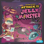 Board Game: Attack of the Jelly Monster
