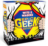 Board Game: Wits & Wagers: Epic Geek Edition