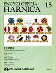 RPG Item: Encyclopedia Harnica 15