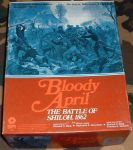 Board Game: Bloody April: The Battle of Shiloh, 1862