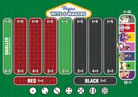 Board Game: Vegas Wits & Wagers