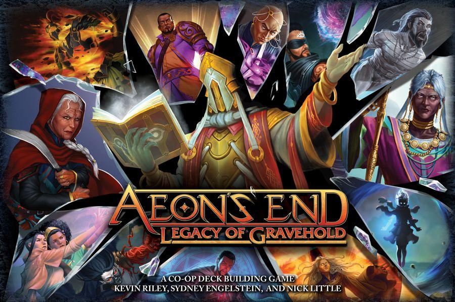 Aeon's End: Legacy of Gravehold