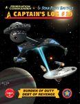 Board Game: Captain's Log #39