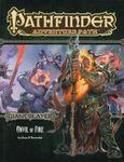 RPG Item: Pathfinder #095: Anvil of Fire