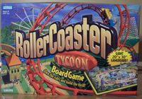 Board Game: Roller Coaster Tycoon
