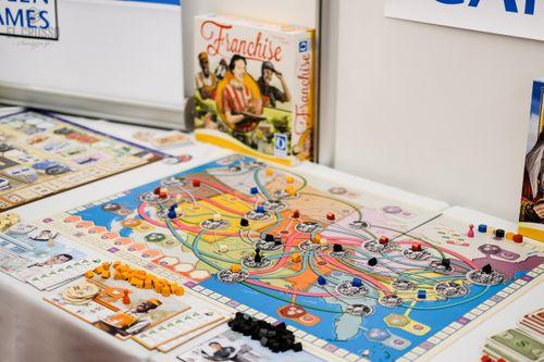 Board Game: Franchise