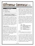 Issue: The Mythosa Chronicle (Volume 1, Number 3)