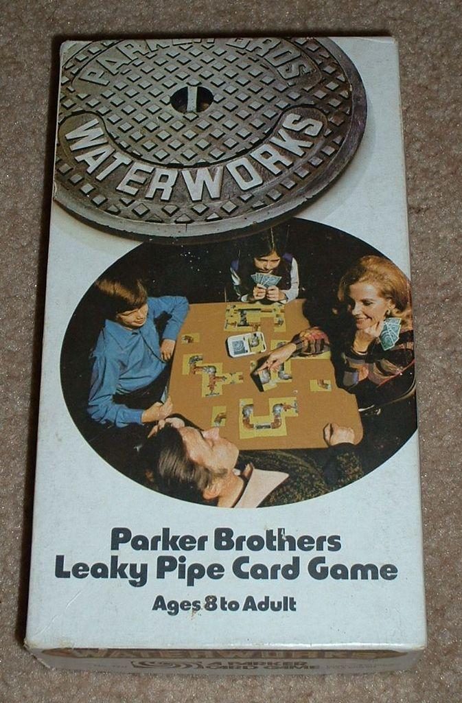 Board Game: Waterworks