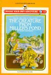 RPG Item: The Creature from Miller's Pond