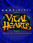 RPG Item: Vital Hearts: Tabletop RPG of Augmented Reality