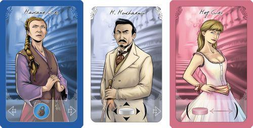 Board Game: Le Fantôme de l'Opéra