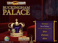 Video Game: Hidden Mysteries: Buckingham Palace
