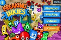 Video Game: Freaking Inkies