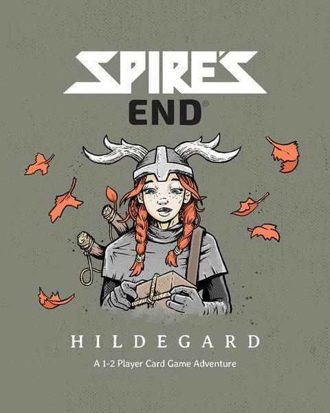 Spire's End: Hildegard