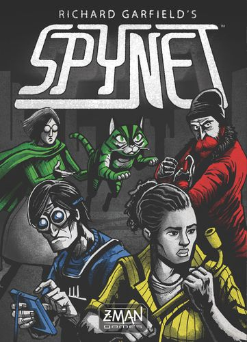 Board Game: SpyNet