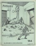 Issue: Alarums & Excursions (Issue 144 - Aug 1987)