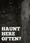 RPG: Haunt Here Often?