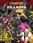 RPG Item: Champions Villains Volume Two: Villain Teams